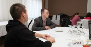 Poslovni izazov mladih u Novom Sadu