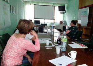 Trening ONAsnaživanje u Sremskoj Mitrovici