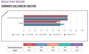 Organizaciona kultura po sektorima