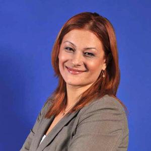Trener - Sandra Savanović Stevanović